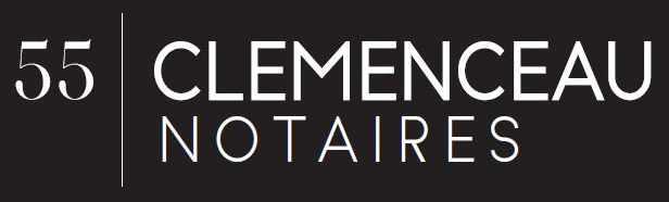55clemenceaunotaires logo